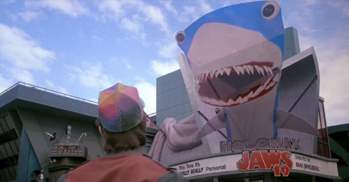 Back to the Future - Facts Secrets and Behind the Scenes 8 Jaws