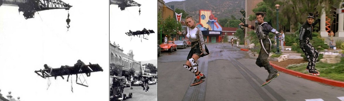 Back to the Future - Facts Secrets and Behind the Scenes Hoverboards