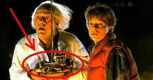 Back to the Future - remote control