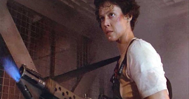 Greatest Female Characters 1 Ellen Ripley - Alien