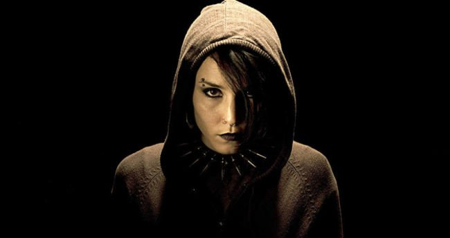 Greatest Female Characters 13 Lisbeth Salander - The Girl With The Dragon Tattoo
