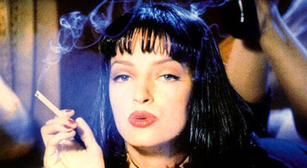 Greatest Female Characters 20 Mia Wallace - Pulp Fiction