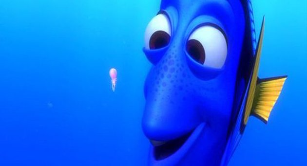 Greatest Female Characters 22 Dory - Finding Nemo