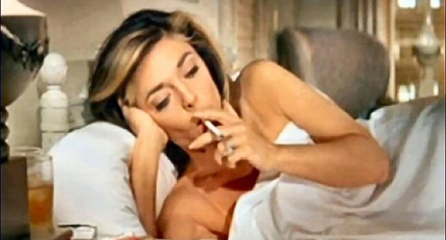 Greatest Female Characters 23 Mrs Robinson - The Graduate