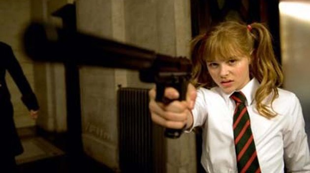Greatest Female Characters 40 Mindy Hit Girl Macready - Kick Ass