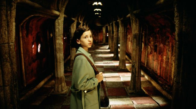 Greatest Female Characters 43 Ofelia - Pans Labyrinth