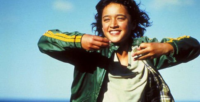 Greatest Female Characters 45 Paikea Apirana - Whale Rider