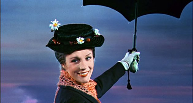 Greatest Female Characters 60 Mary Poppins