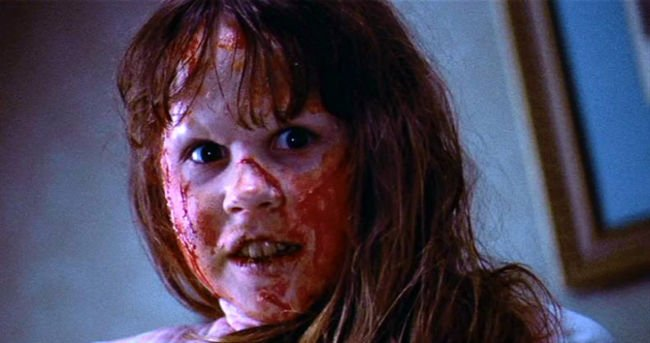 Greatest Female Characters 61 Regan MacNeil - The Exorcist