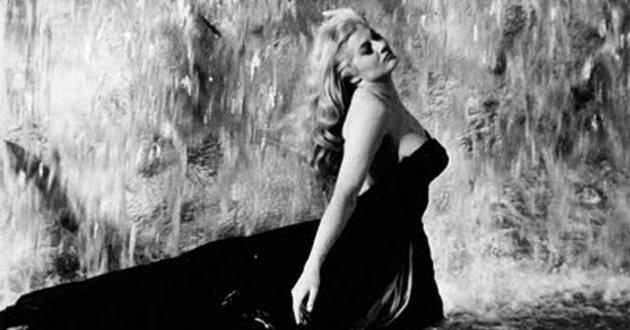 Greatest Female Characters 62 Sylvia - La Dolce Vita
