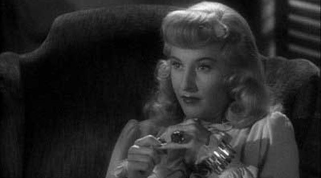 Greatest Female Characters 79 Phyllis Dietrichson Double Indemnity