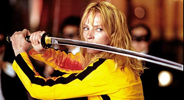 Greatest Female Characters 8 - Kill Bill