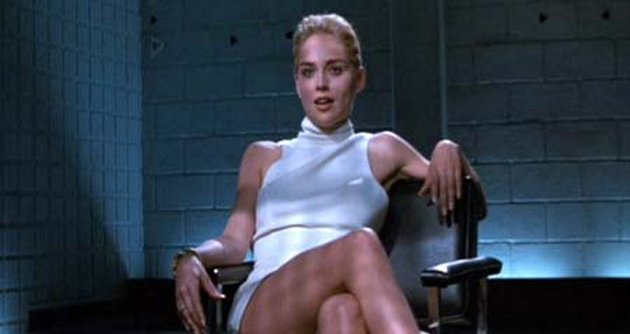 Greatest Female Characters 80 Catherine Tramell Basic Instinct