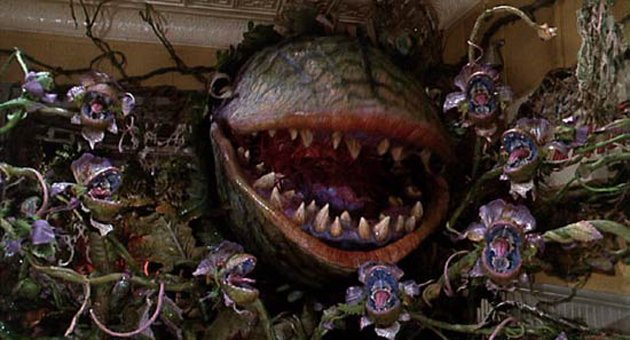 Greatest Female Characters 86 Audrey 2 Little Shop Of Horrors