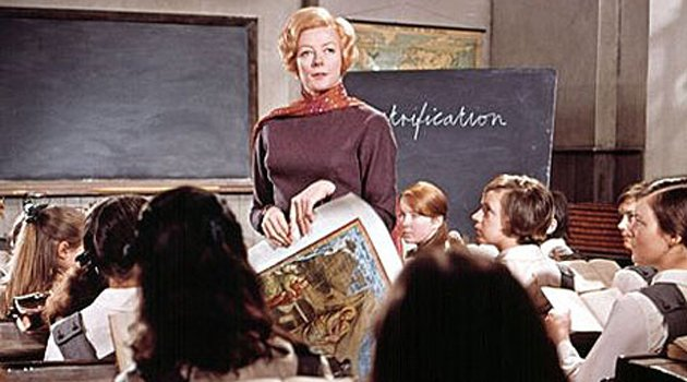 Greatest Female Characters 88 Jean Brodie