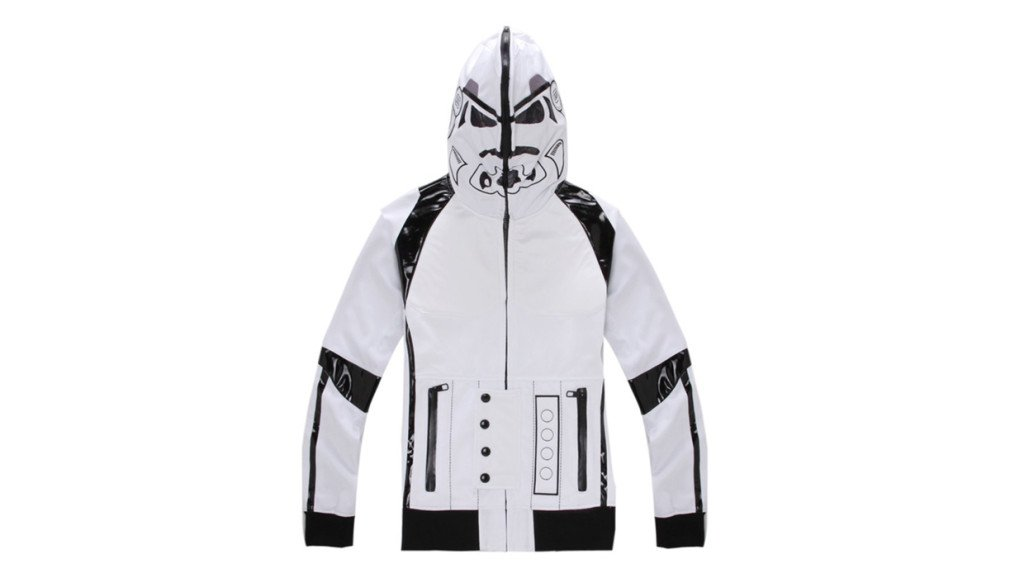 Star Wars Gifts 11 Stormtrooper Hooded Jacket