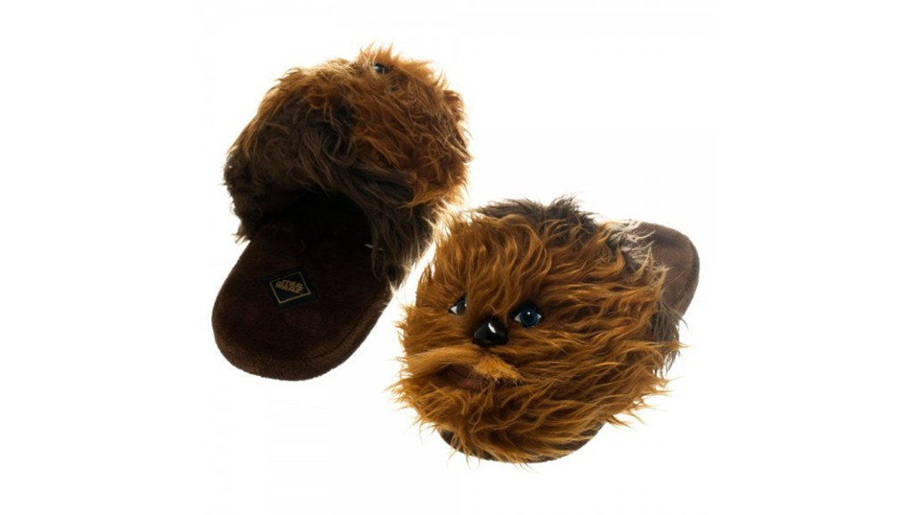 Star Wars Gifts 12 Chewbacca Slippers
