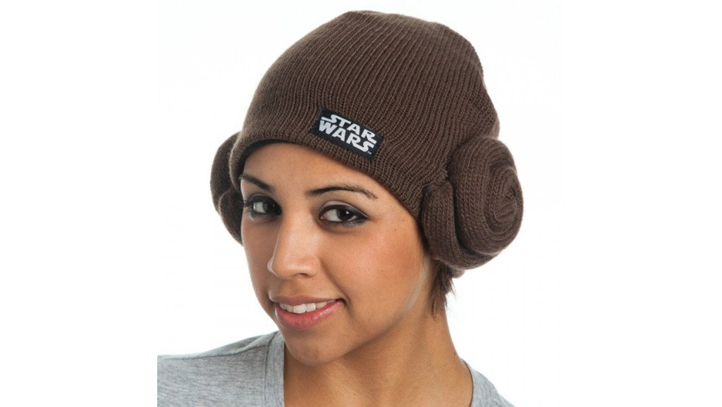 Star Wars Gifts 13 Princess Leia Beanie