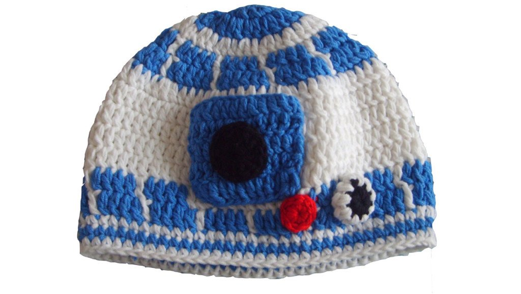 Star Wars Gifts 14 R2-D2 Beanie Hat