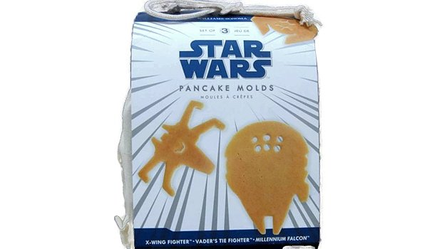 Star Wars Gifts 20 Pancake Molds
