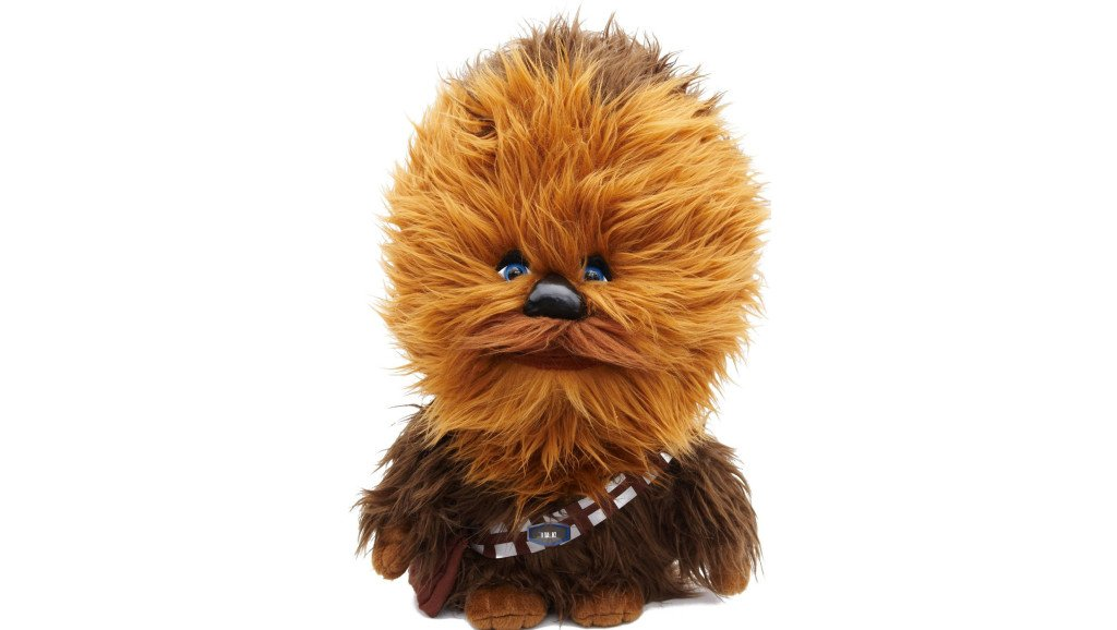 Star Wars Gifts 23 Talking Chewbacca plush