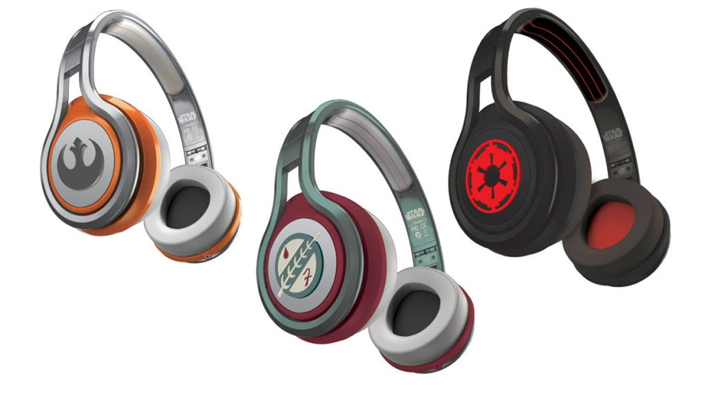 Star Wars Gifts 24 Star Wars headphones