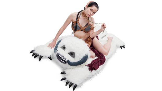 Star Wars Gifts 25 Wampa rug