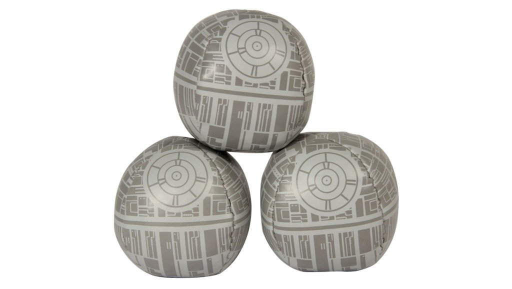 Star Wars Gifts 26 Death Star juggling balls
