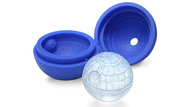 Star Wars Gifts 30 Death Star ice molds