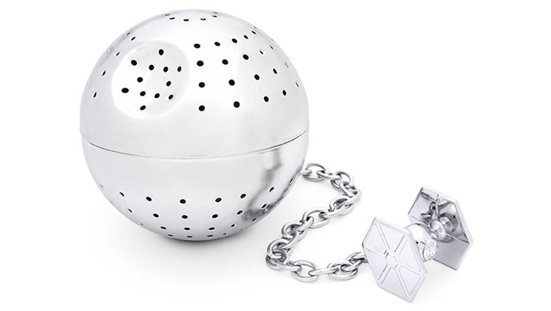 Star Wars Gifts 36 Death Star tea infuser