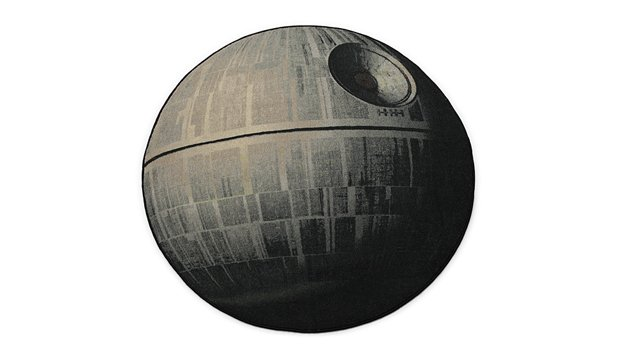 Star Wars Gifts 38 Death Star rug