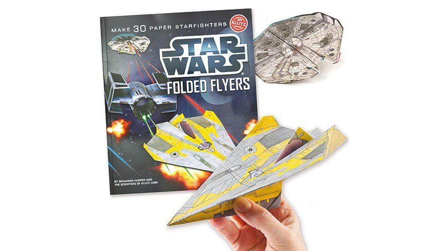 Star Wars Gifts 41 folded flyers