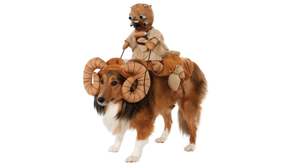 Star Wars Gifts 8 Dog Bantha Costume