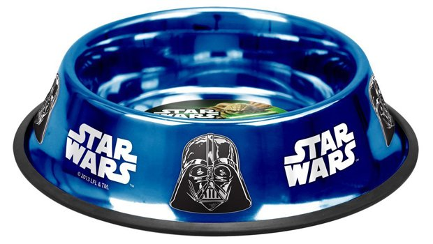 Star Wars Gifts 9 Darth Dog Bowl