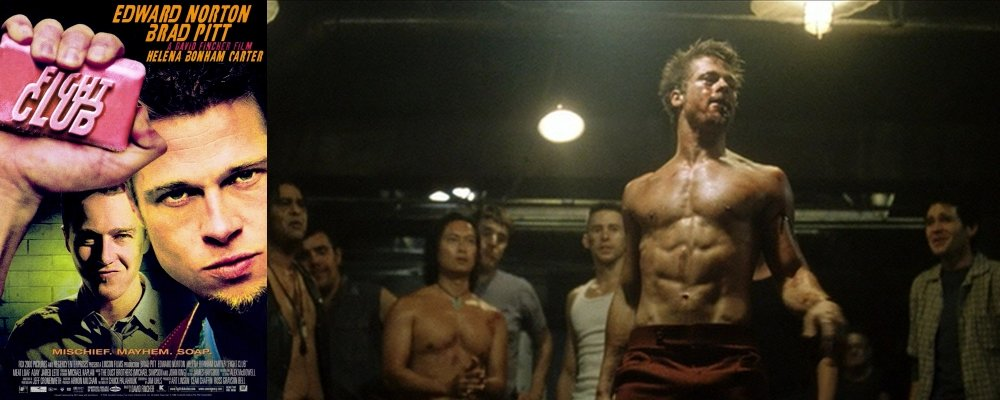 Best 100 Movies Ever - 10 Fight Club