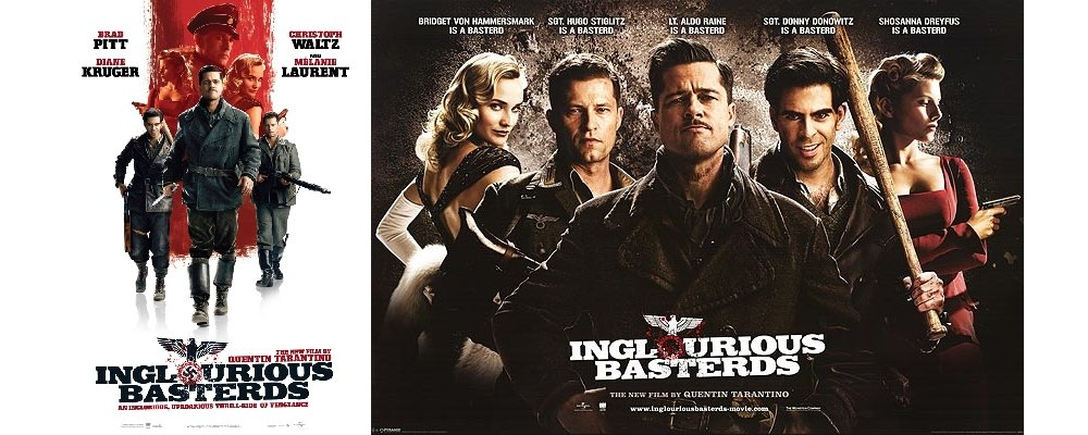 Best 100 Movies Ever 100 - Inglourious Basterds Movie