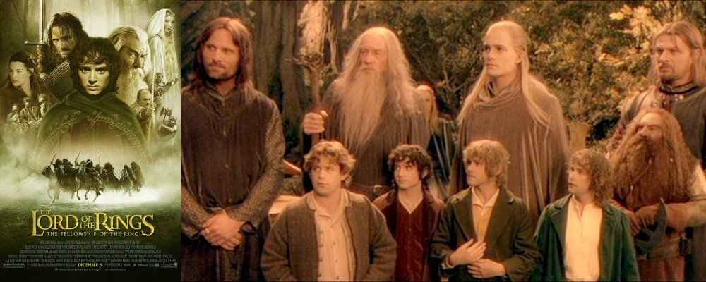Best 100 Movies Ever - 11 The Lord of the Rings The Fellowship of the Ring