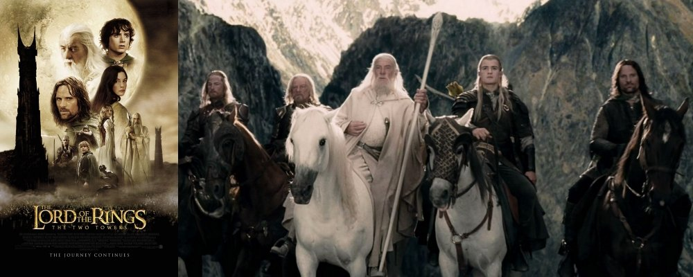Best 100 Movies Ever - 16 The Lord of the Rings The Two Towers
