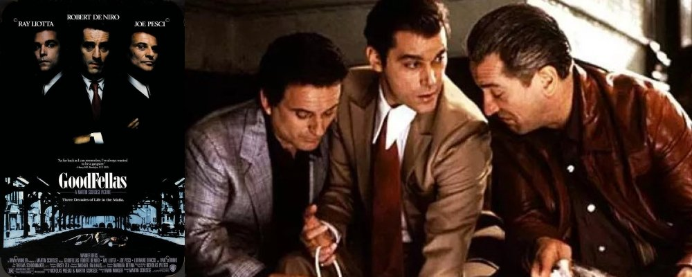 Best 100 Movies Ever - 17 Goodfellas