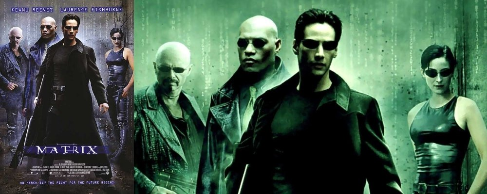 Best 100 Movies Ever - 18 The Matrix