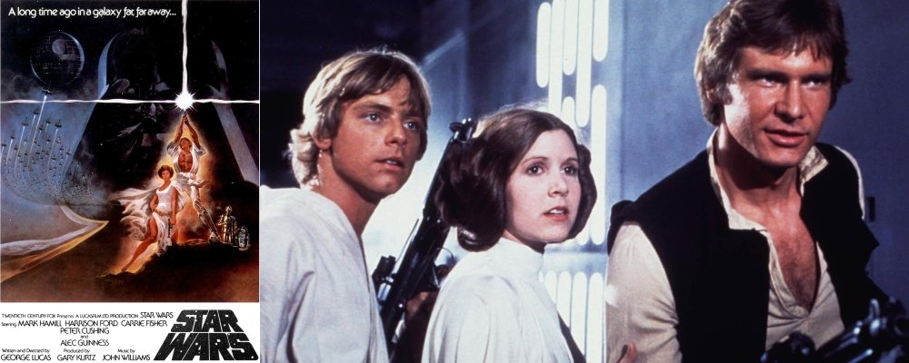 Best 100 Movies Ever 19 - Star Wars Episode IV A New Hope