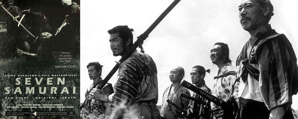 Best 100 Movies Ever 20 - Seven Samurai