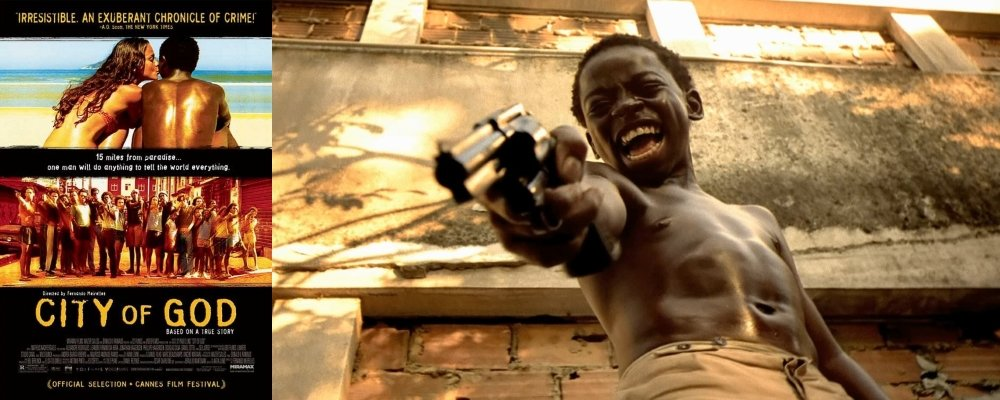 Best 100 Movies Ever 21 - City of God