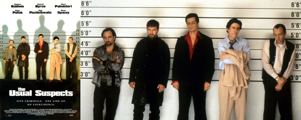 Best 100 Movies Ever 24 - The Usual Suspects