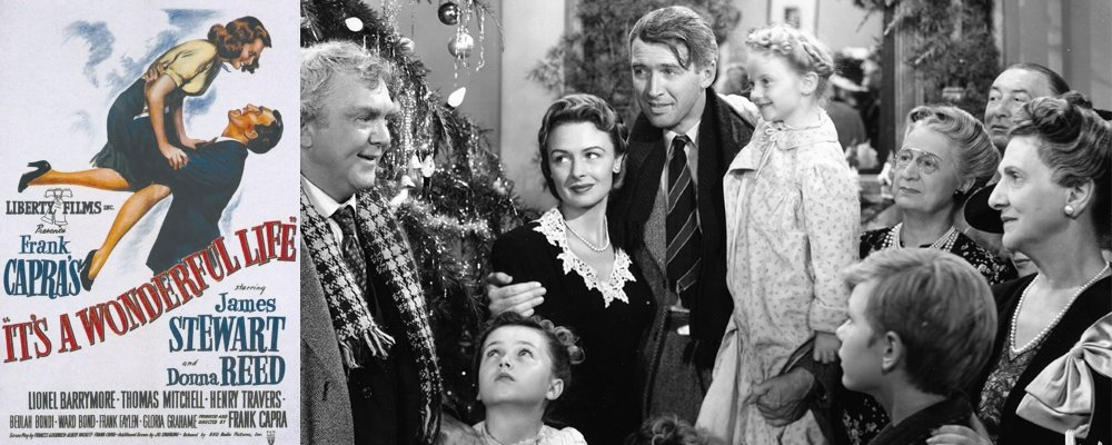 Best 100 Movies Ever 25 - Its a Wonderful Life