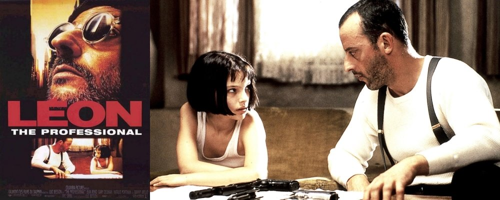 Best 100 Movies Ever 27 - Leon