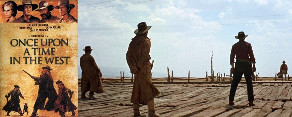 Best 100 Movies Ever 28 - Once Upon a Time in the West