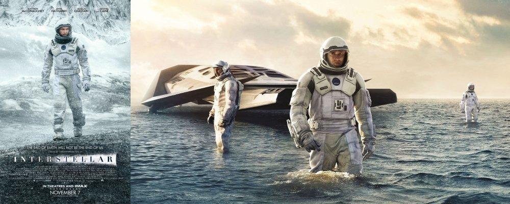 Best 100 Movies Ever 29 - Interstellar