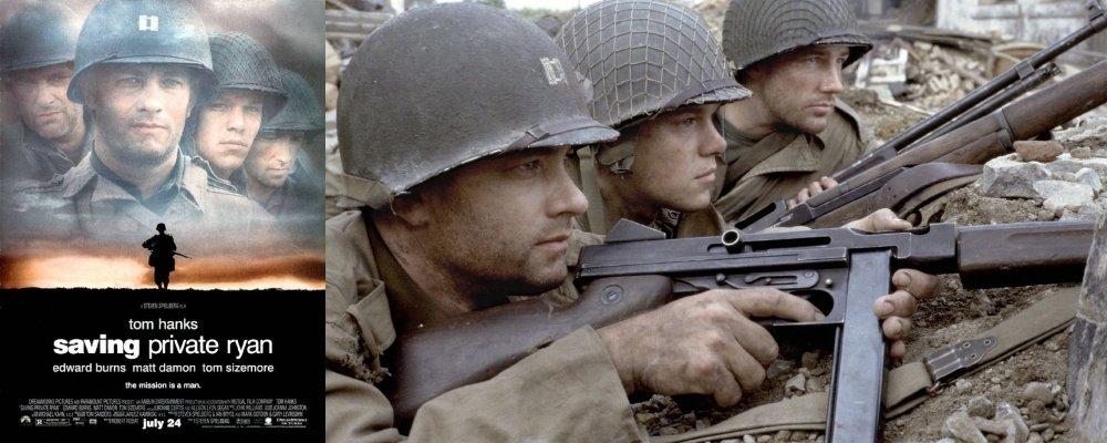 Best 100 Movies Ever - 30 Saving Private Ryan