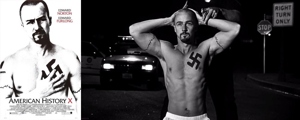 Best 100 Movies Ever - 32 American History X